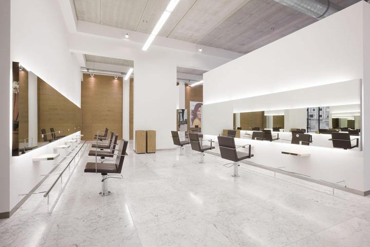 Make up retail design blog for Salon blueprint maker