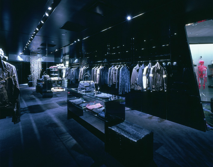 Roen store by Ito Masaru Design, » Retail Design Blog