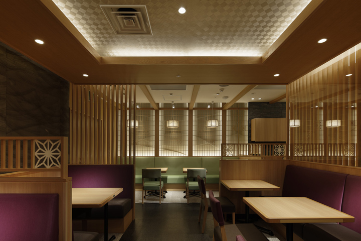 saboten cutlet restaurant by doyle collection fukuoka retail design blog. Black Bedroom Furniture Sets. Home Design Ideas