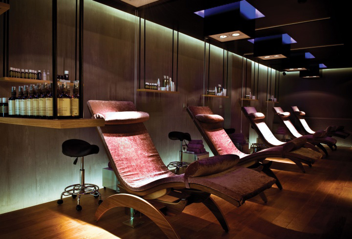 Stressless Lounge Beauty Bar By Reis Design Moscow