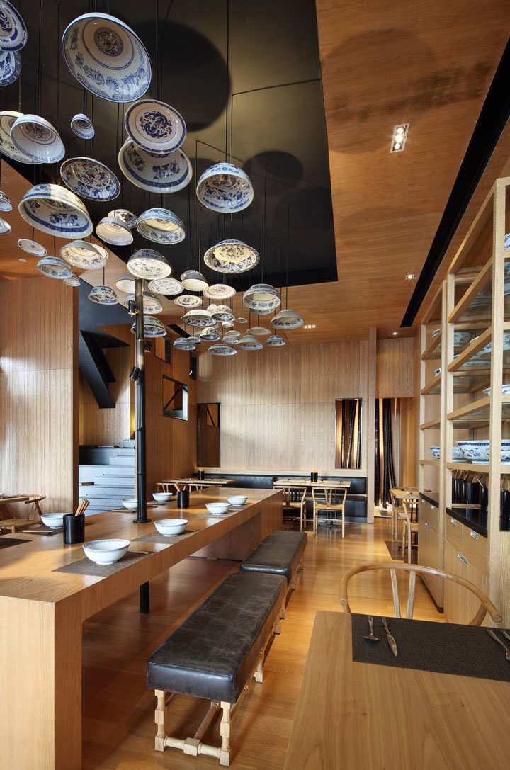 » Taiwan Noodle House 2 by Golucci International Design