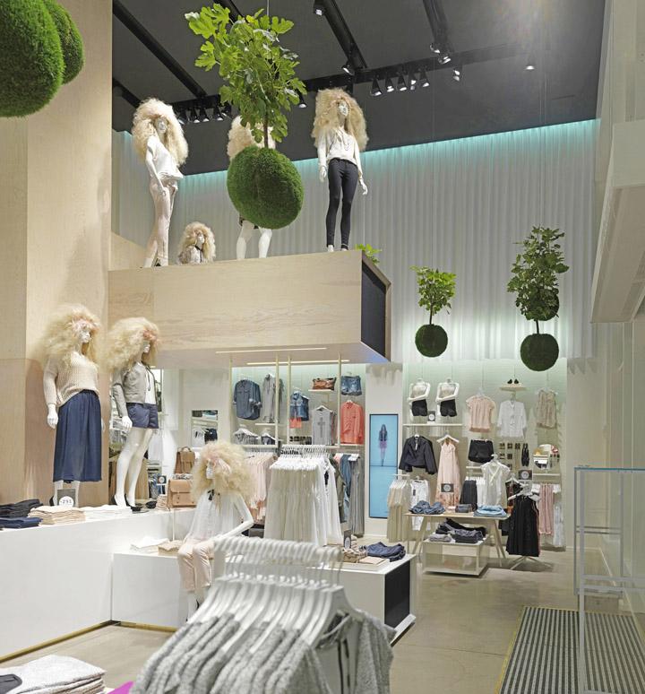 Vero Moda flagship store by Riis Retail, Aarhus – Denmark » Retail ...