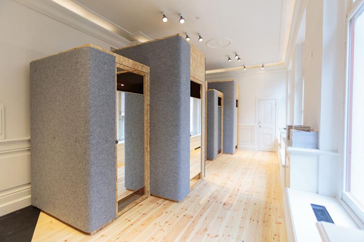 Weekday Store By Gonzalez Haase Amsterdam 187 Retail Design