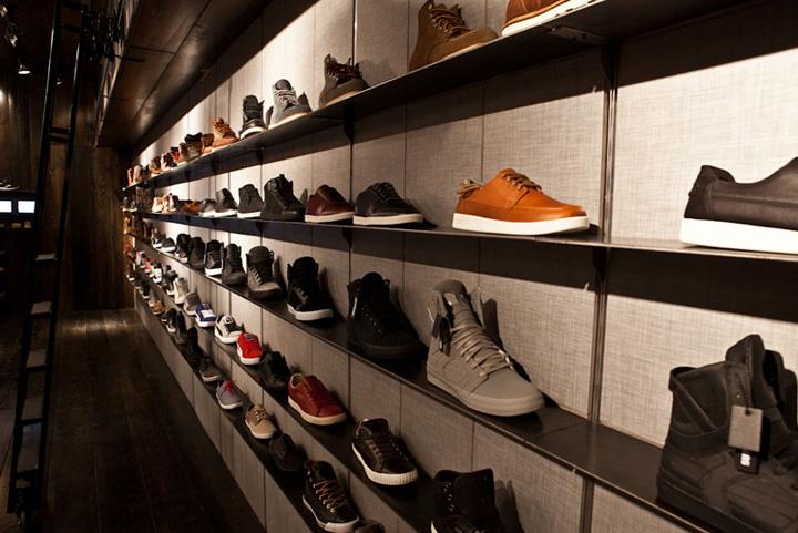 Atrium & Kith store, New York   Retail Design Blog