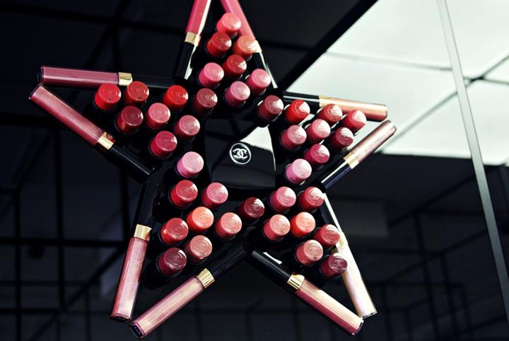 Beauty Stores Chanel Beauty Pop Up Shop London 187 Retail Design Blog