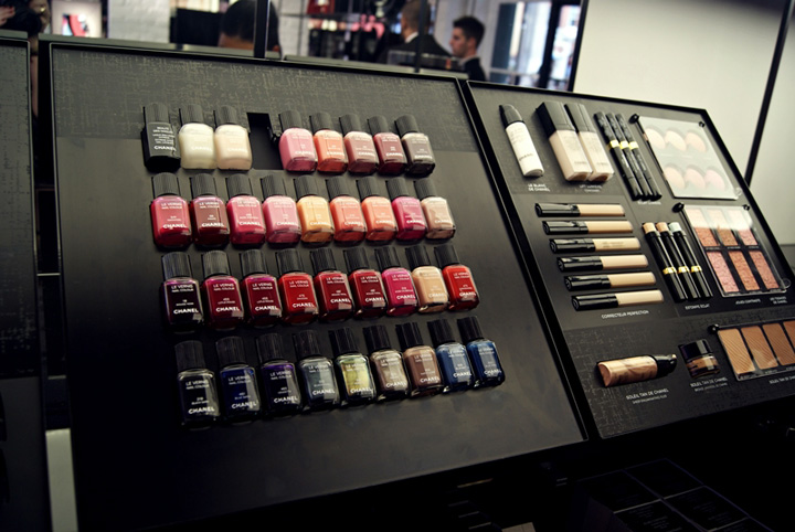 187 Beauty Stores Chanel Beauty Pop Up Shop London