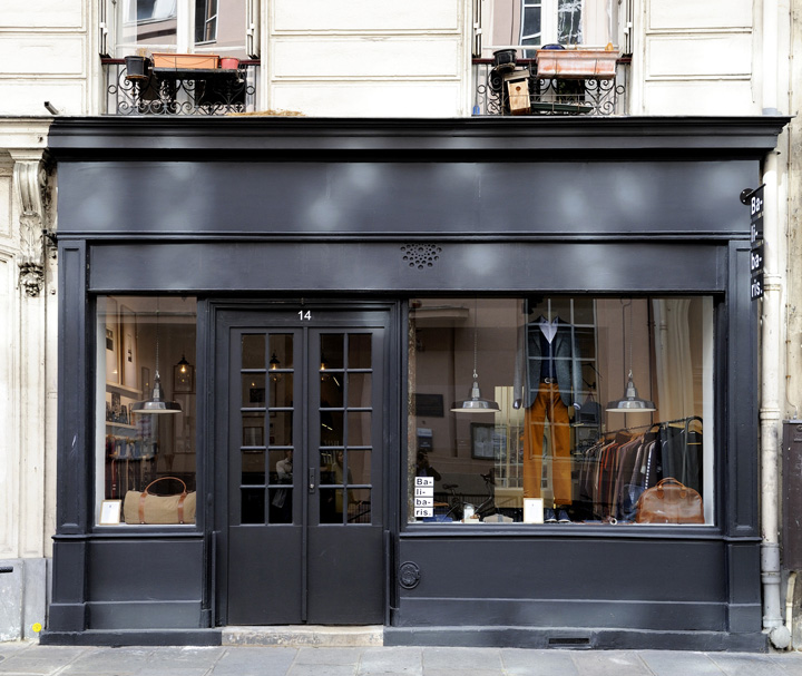 Balibaris store paris retail design blog for Showroom cuisine paris