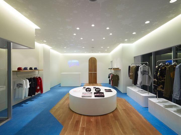 187 Billionaire Boys Club Store Tokyo