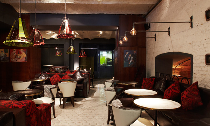 Cachitos bar restaurant by futur barcelona retail