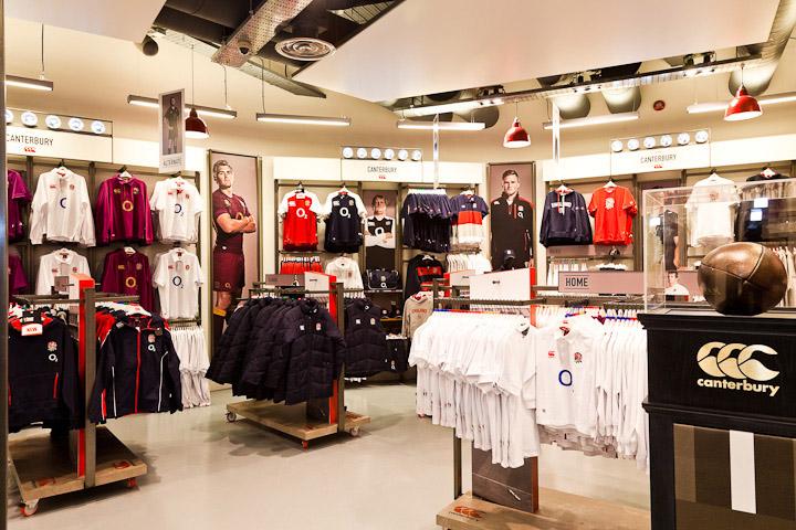 sports shop twickenham