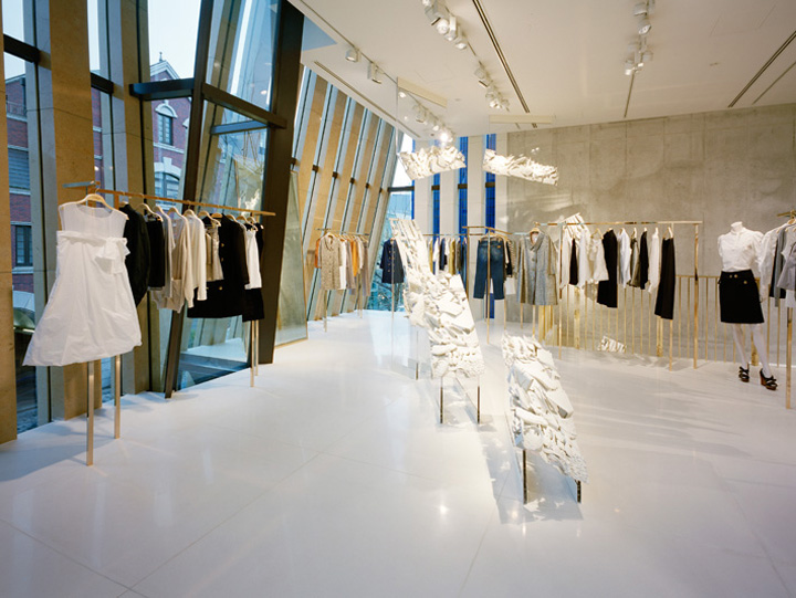 187 Chlo 233 Flagship Store By Sophie Hicks Tokyo