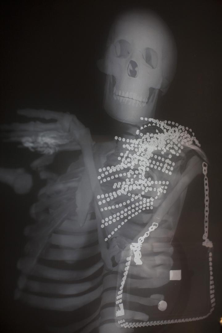 187 Christian Louboutin X Ray Windows By Studioxag London