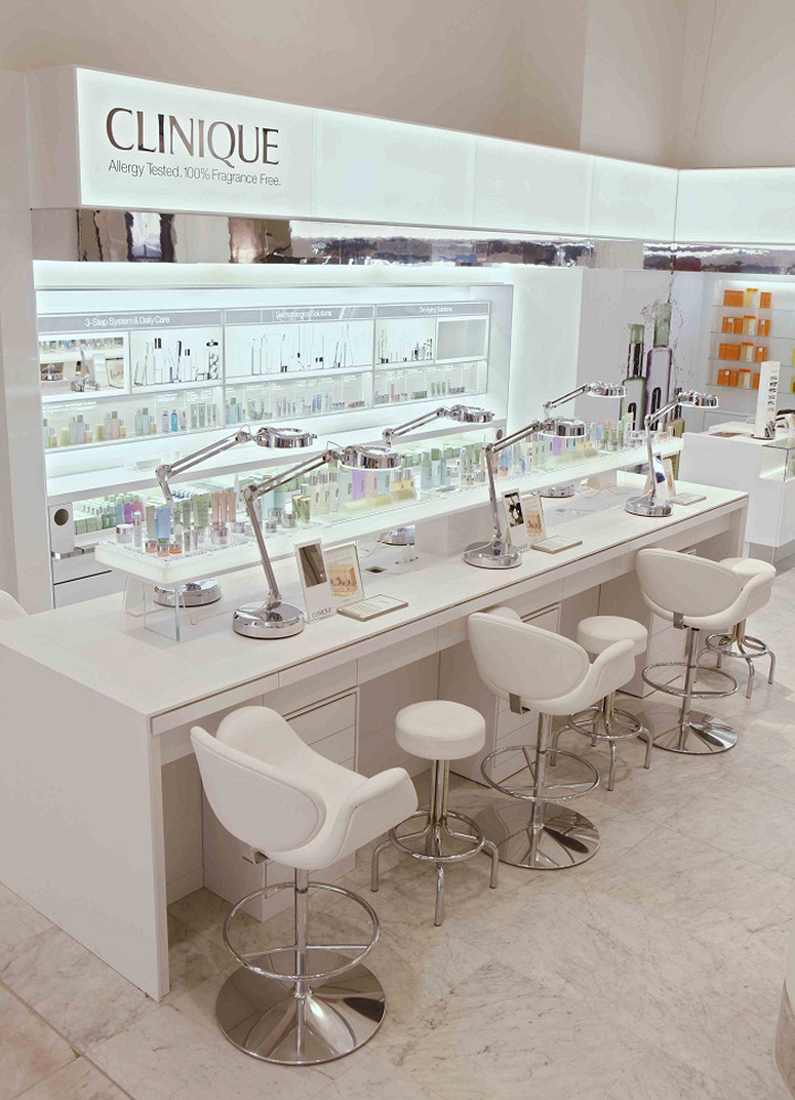 187 Beauty Stores Clinique Shop At Selfridges London