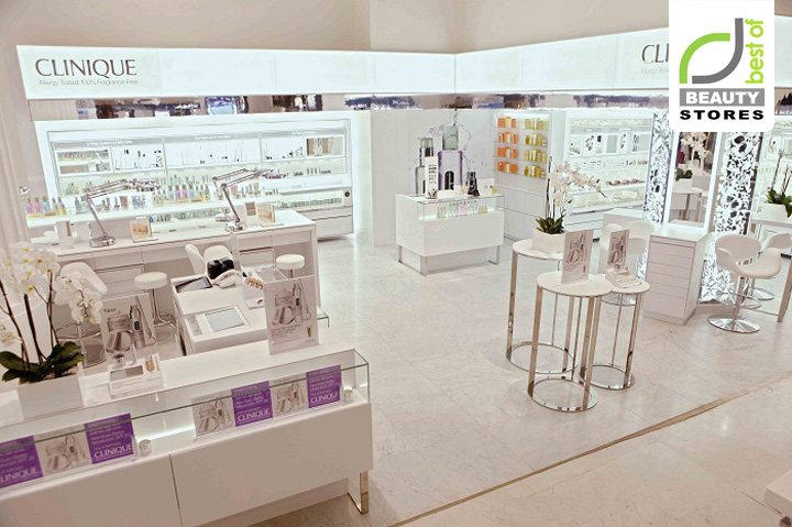 BEAUTY STORES! Clinique shop at Selfridges, London »  Retail Design Blog