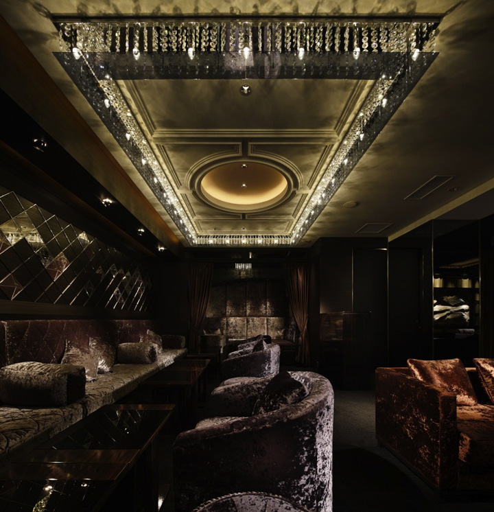 Cronus Private Bar By DOYLE COLLECTION, Tokyo » Retail