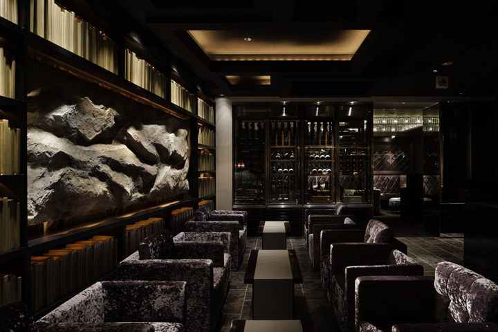Cronus private bar by DOYLE COLLECTION, Tokyo » Retail Design Blog
