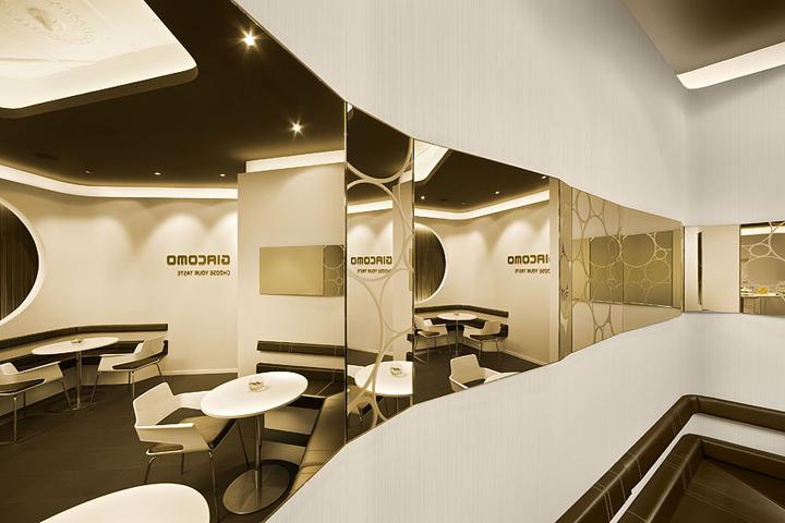 Giacomo restaurant by plajer franz studio berlin for Mobilia qatar
