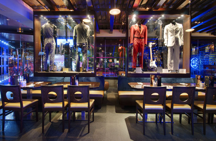 187 Hard Rock Cafe Glyfada By Dimitris Economou Interiors