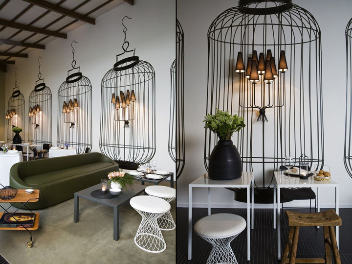 Home Made Delicate Restaurant By Logic Architecture Milan