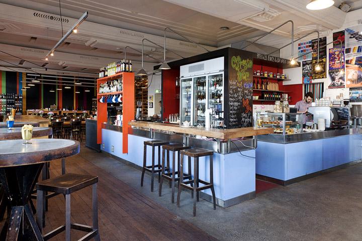 187 Il Lido Bar Amp Restaurant By Paul Burnham Architect