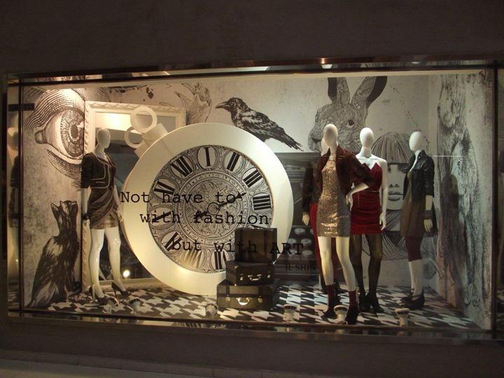 Alice in wonderland retail design blog for Designhotel winterberg