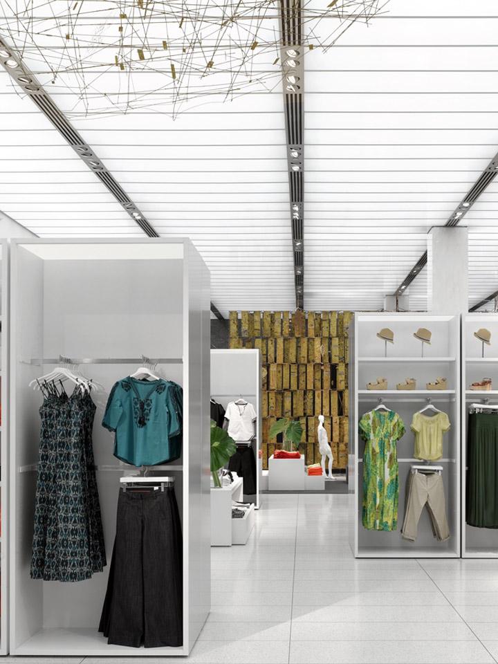 Joe fresh flagship store by burdifilek new york 04 for Fresh design blog