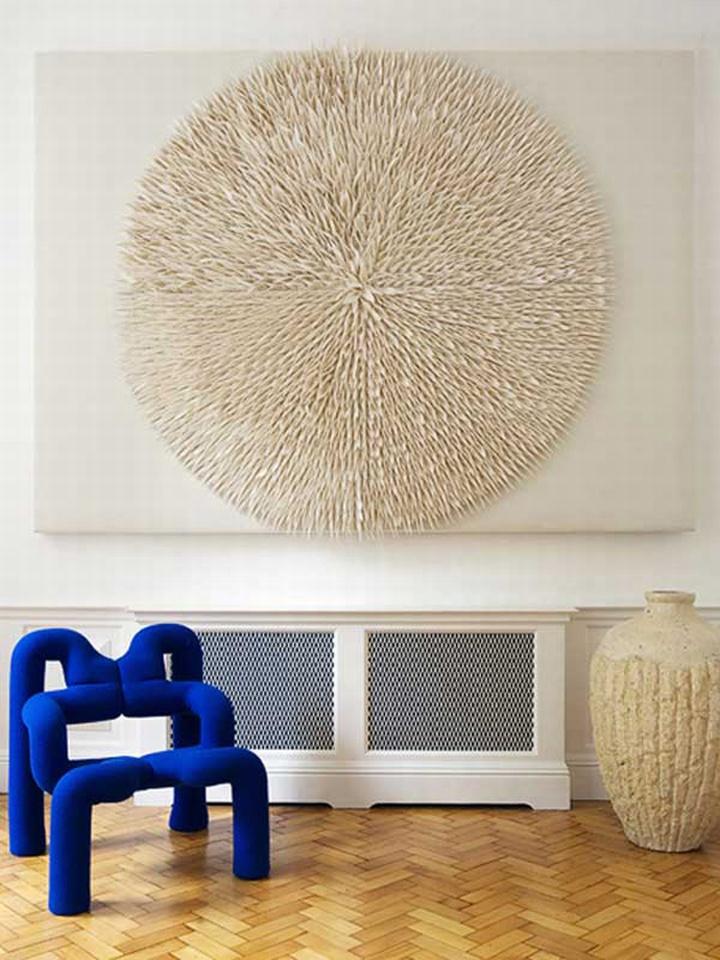 loop sound absorbing panel by anne kyyr quinn. Black Bedroom Furniture Sets. Home Design Ideas