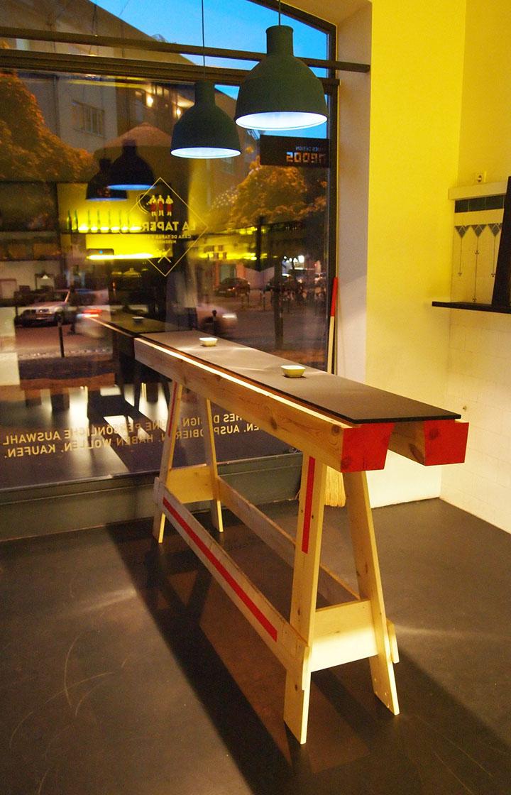 187 La Taper 237 A Pop Up Tapas Bar By Aretio Amp Kloos Nuremberg