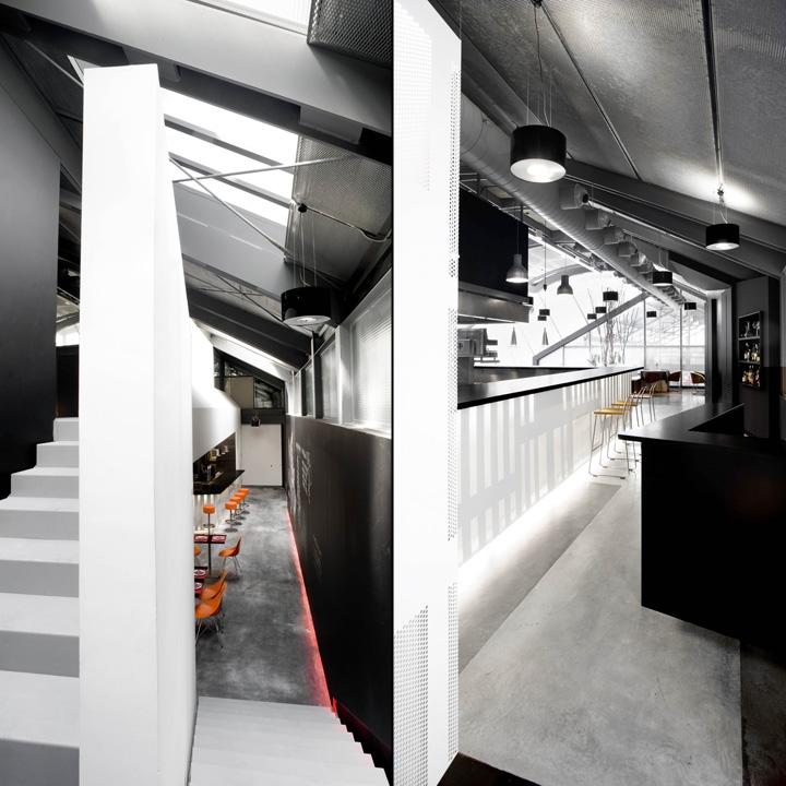 Lluçanès restaurant by Josep Ferrando, Barcelona » Retail Design Blog