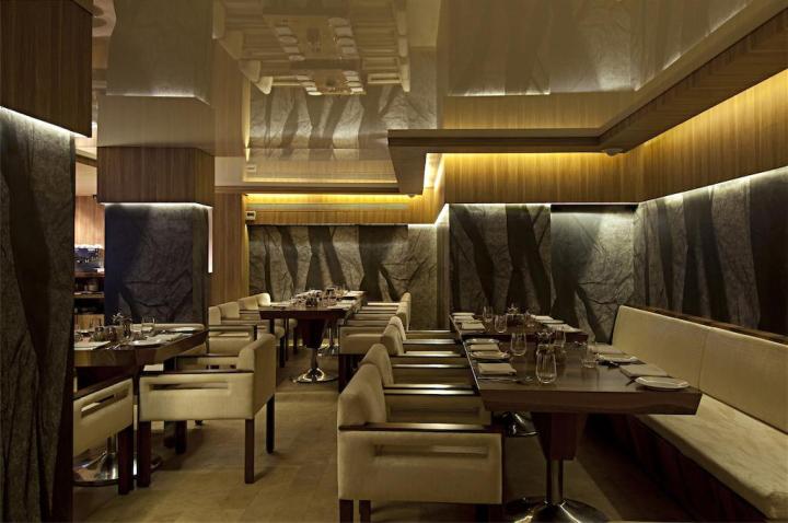 Mangiamo restaurant by zz architects mumbai retail