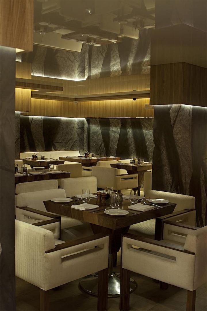 187 Mangiamo Restaurant By Zz Architects Mumbai