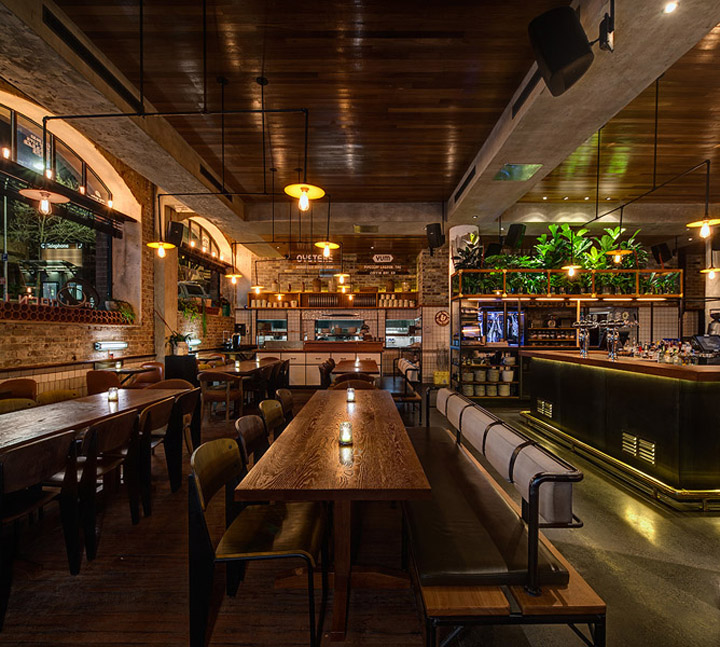 Creative Interior Design: » Morrison Bar & Oyster Room By Akin Creative, Sydney