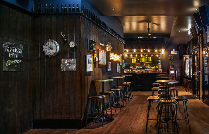 Morrison Bar amp Oyster Room By Akin Creative Sydney