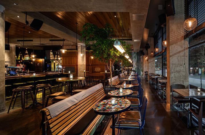 Morrison Bar Amp Oyster Room By Akin Creative Sydney