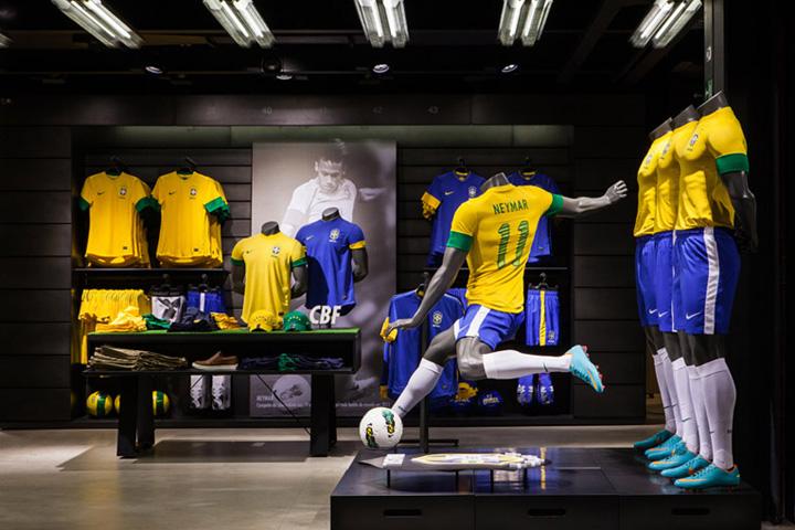 Expansión Empírico Maryanne Jones  SPORTSWEAR STORES! Nike Ipanema store, Rio de Janeiro