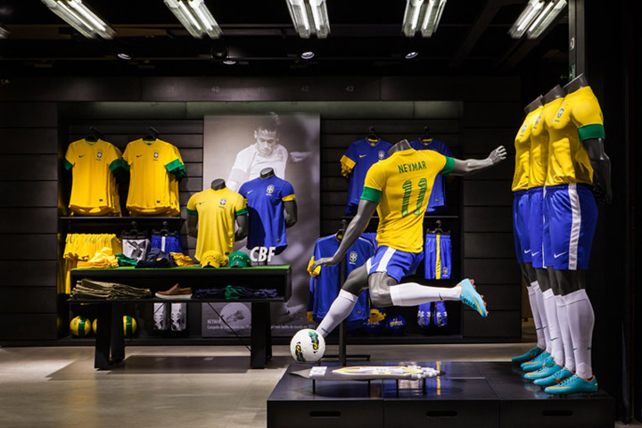 Sportswear Stores Nike Ipanema Store Rio De Janeiro