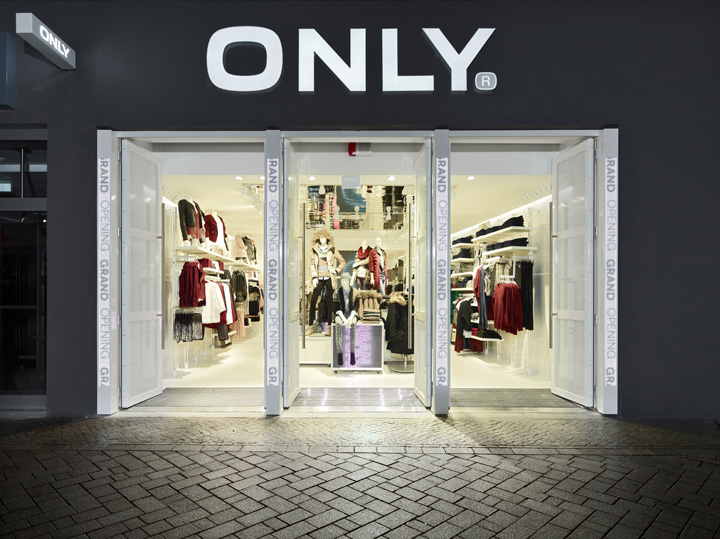 187 Only Store By Riis Retail Oldenburg Germany