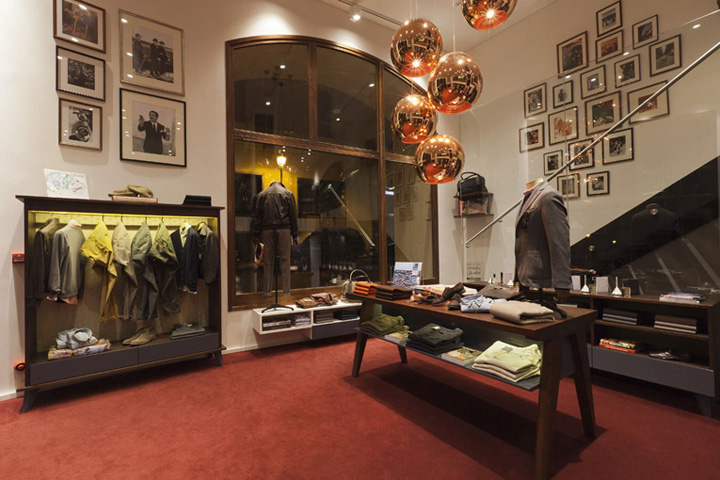 187 Officina Slowear Store By Carlo Donati Beirut