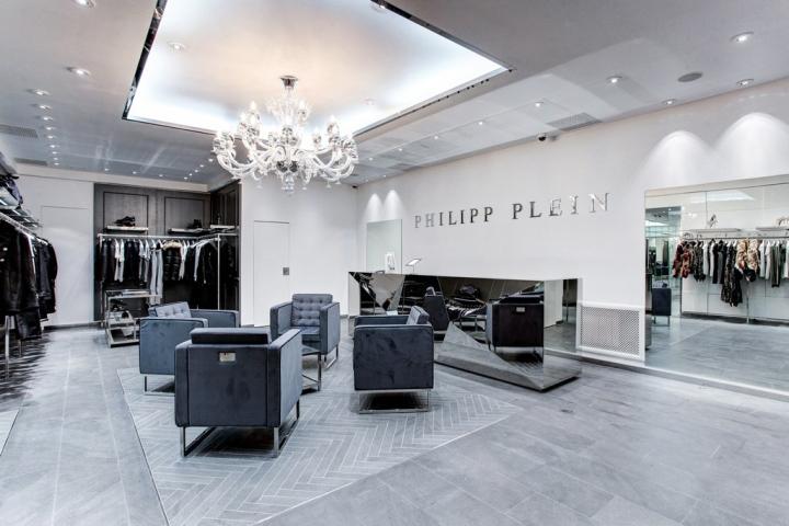 Philipp Plein boutique, St. Petersburg u00bb Retail Design Blog