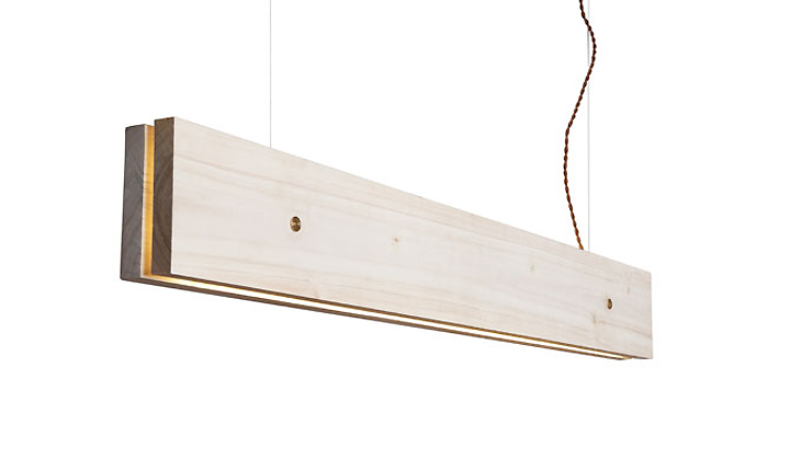 Plank Is A Light Fixture Made Out Of Pure Raw Wood Stems From Reference To The Used And Abused Delivery Pallet Plentiful In Function This Thin