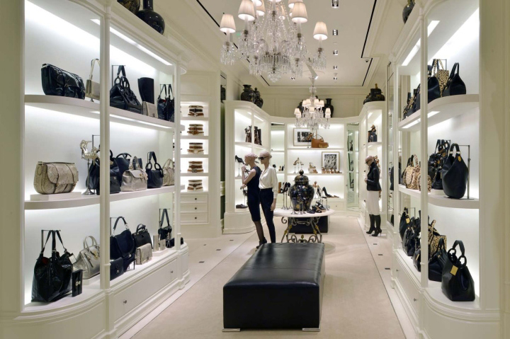 187 Ralph Lauren Womenswear Store By Michael Neumann