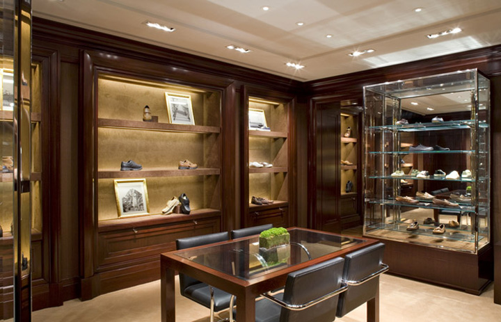Ralph Lauren store by Spacesmith, New York