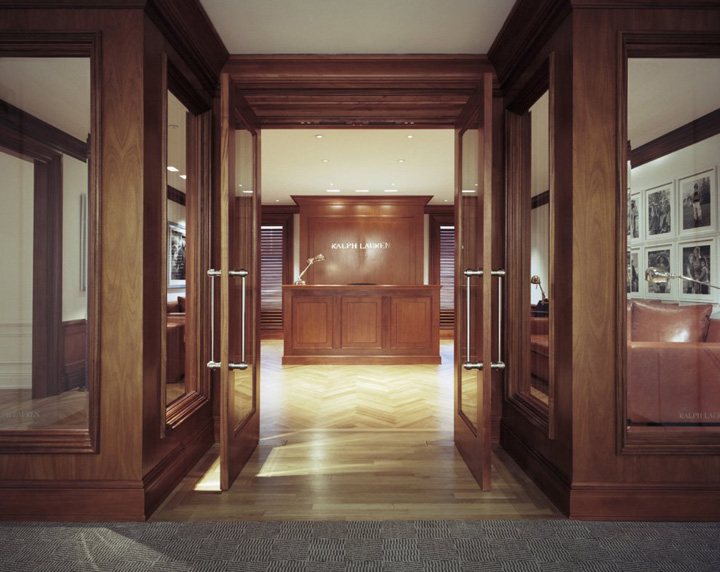 187 Ralph Lauren Store By Spacesmith New York