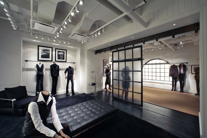 Ralph Lauren store by Spacesmith, New York 493b33ef64a