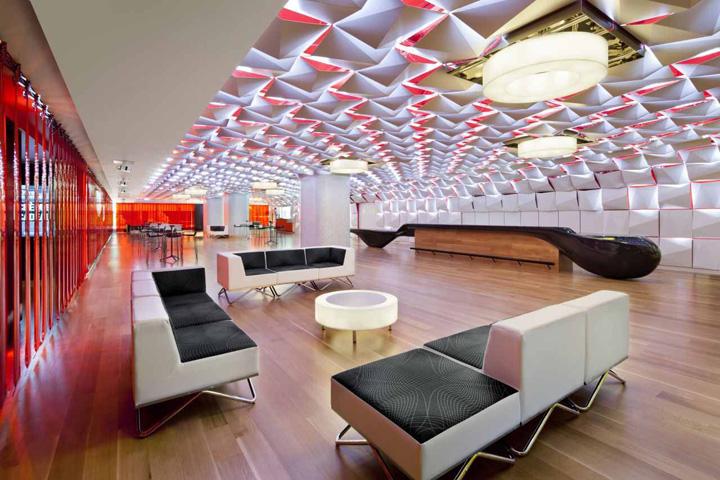 Salon urbain by sid lee architecture difica montreal - Salon design montreal ...