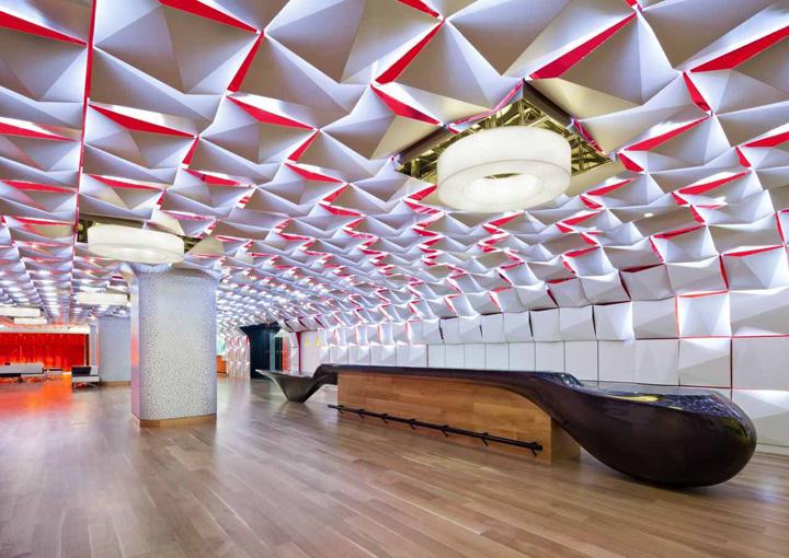 Salon urbain by sid lee architecture difica montreal for Salon urbain place des arts