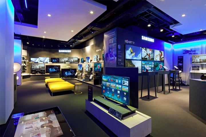 Samsung » Retail Design Blog