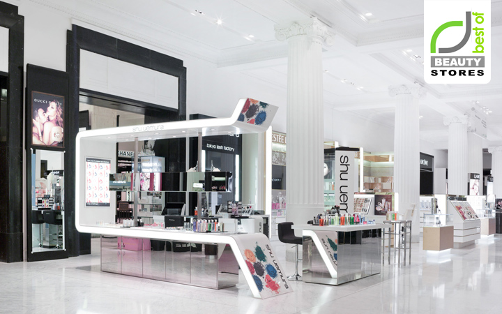 187 Beauty Stores Selfridges Beauty Hall By Hmkm London
