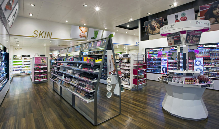 beauty stores superdrug store by dalziel and pow london. Black Bedroom Furniture Sets. Home Design Ideas