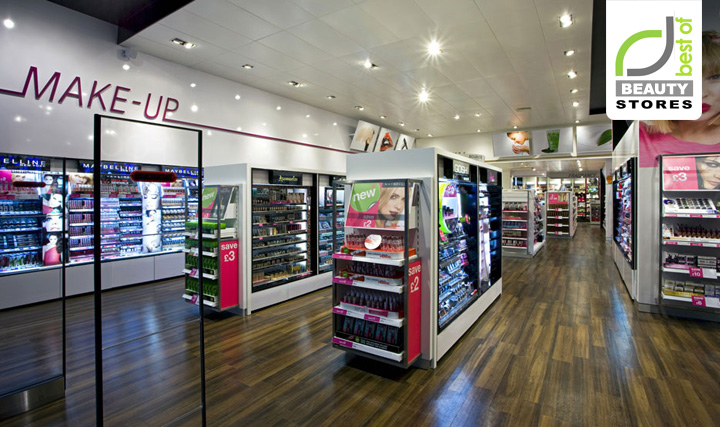 187 Beauty Stores Superdrug Store By Dalziel And Pow London